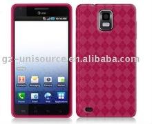 soft gel TPU skin case for Infuse 4G i997