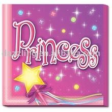 Party Napkin, Tovaglioli, Tovagliolo - Princess