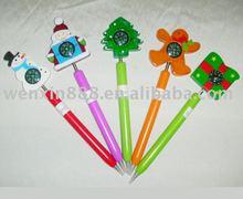 handmade cute wooden pen for children (HAB122)