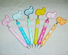 2D custom shape toys craft ballpotint pen for boy (HAB113)