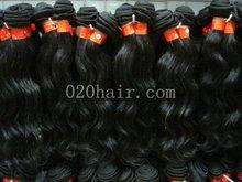 Virgin peru hair weft body wave,natural hair ,natural color
