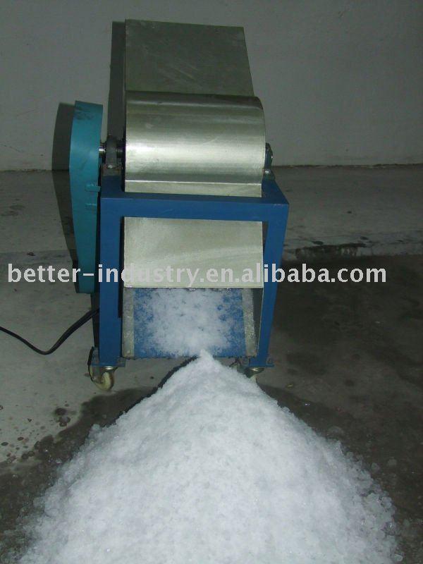 Melhor - vendedor industrial triturador de gelo ( 1t/ h )