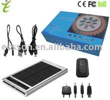 2600mAh solar rechargeable bag