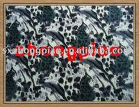100% polyester printed micro Polar Fleece Fabric