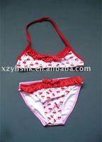 strawberry girls bikini 2011 swimwear