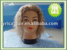 100% human hair Mono top lace wig