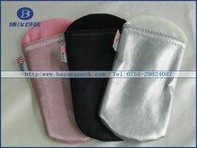 Woven label logo cloth bag