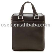 Leather men handbag