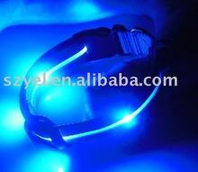 LED dog chain leads