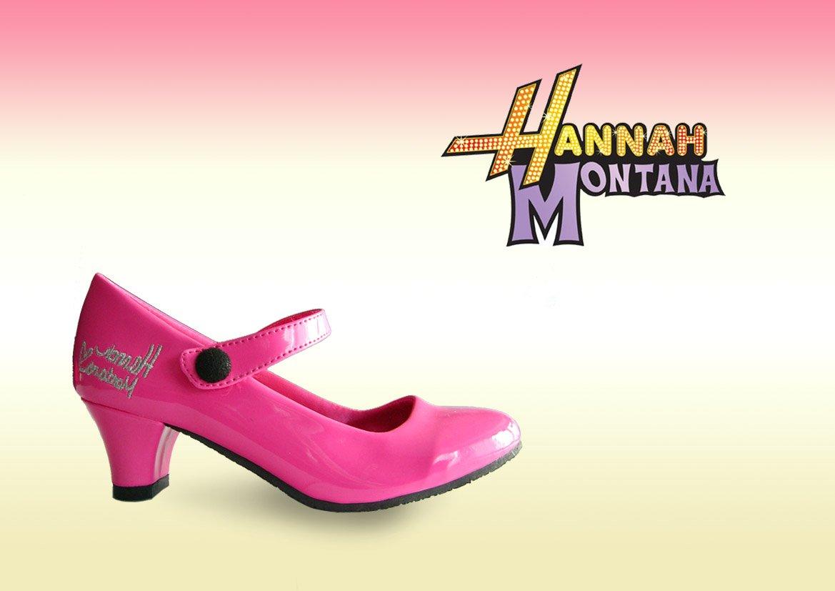 Kids Pink Heels - Is Heel