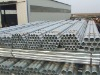 light galvanized steel pipe