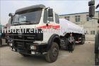 North Benz 3 axles fuel tanker semi trailer