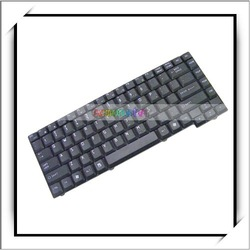 For Toshiba L40 Notebook Keyboard Black