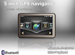 Auto GPS, Auto GPS Navigation, Auto GPS 5 Inch