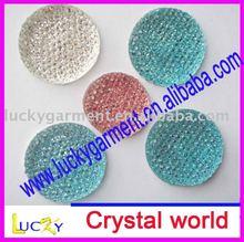 2011 new style full rhinestone resin