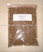 Tongkat ali root capsules