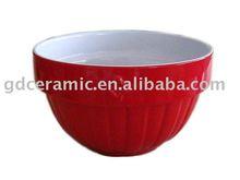 Big Ceramic Mixing Bowl