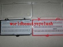 ON sale! beautiful flare eyelash individual eyelash free knots