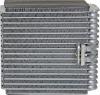 auto ac evaporator for Toyota HIACE 4Y , Aluminum, factory