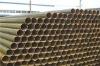 black ERW welded pipe/tube
