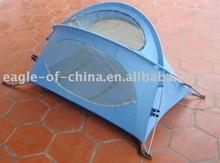 Foldable baby travel crib