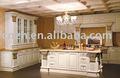 Europeu - estilo de madeira armário de cozinha
