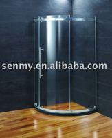 ONE BIG Sliding door Design Shower Room