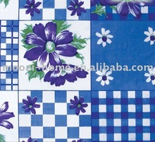 pvc western table cloth