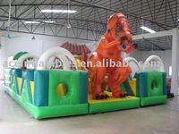 Dragon Inflatable Fun City