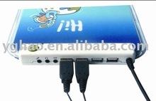 YGH326 USB Hub Mouse Pad