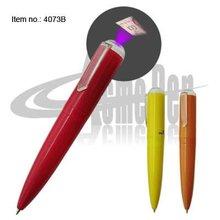 En plastique stylo détecteur d'argent conduit crayon optique