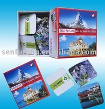 Mini card game set pack in tuck box