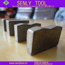 diamond cutting asphalt Segment For blade(DIA.900~3000mm)