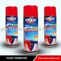 fácil operación de la cena de aerosol removedor de pintura