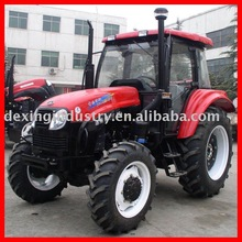 85Hp,4wd 3 point hitch tractor with low price