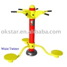 HOT SALE Outdoor Fitness Equipment - Waist Twister
