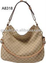 2011 SUMMER LATEST design fashion canvas Women handbag