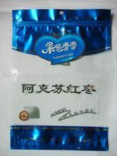 Standup zipper bags(Aluminum Wash)