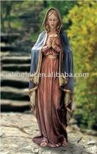 Virgin Mary Polyresin Garden decoration