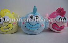 underwater world children's day gift Plutus rabbit plush doll