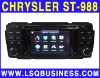 Chrysler Car dvd player with GPS,Bluetooth,IPOD,USB,TV,Radio,and Wheel Steering Control function