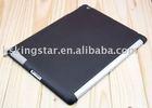 for apple plastic pc crystal hard smart ipad case
