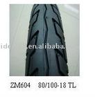 tubeless motercycle tyre80(80/100-18)