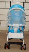 Aluminum alloy baby stroller