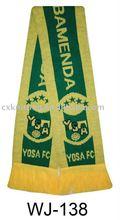 acrylic jacquard scarf