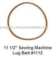 """sewing machine parts Sewing Machine Stretch Belt Sewing Machine parts Lug Belt 14 1/8"""""""
