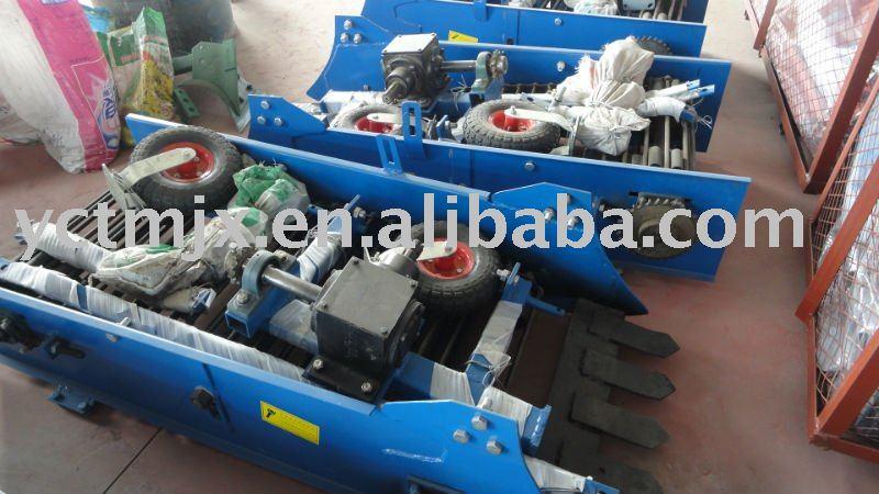 máquina segador de patata del tractor de la venta