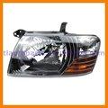 Ligera principal del faro Mitsubishi Pajero Montero V73 6G72 V75 6G74 V77 6G75 V78 pwell MN133749 8301A325