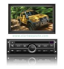 Car DVD Navigation Mitsubishi L200 2011