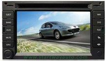 Car DVD GPS Navigation Peugeot 307